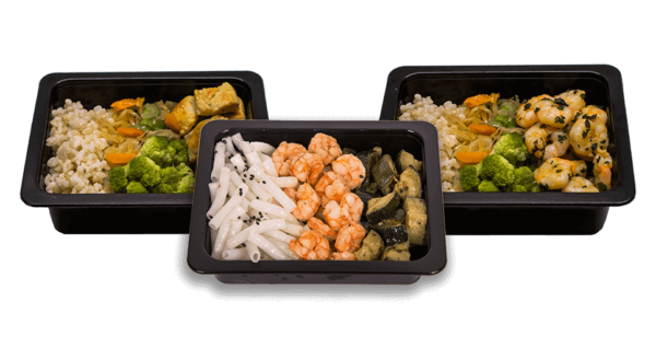 menu minis de comida saludable cousalut